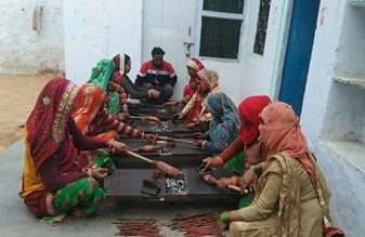 Women Empowerment Through Self-help Group